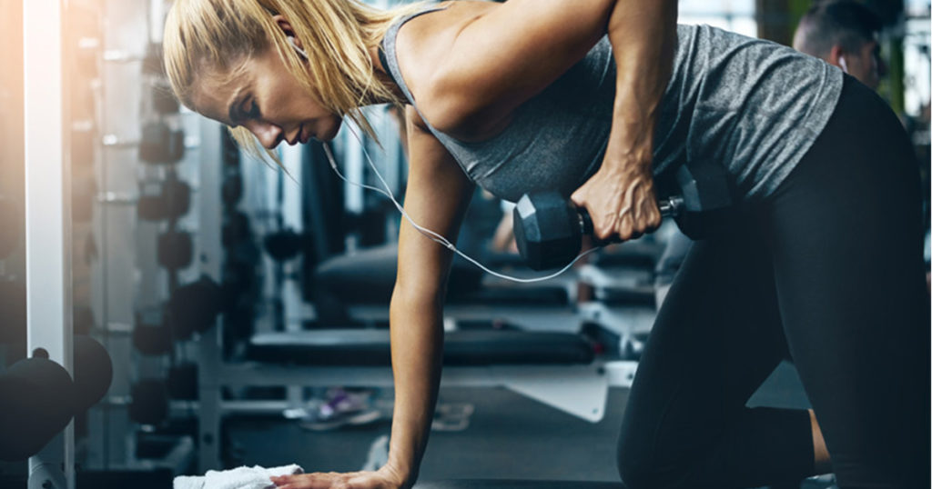 What women can achieve from Strength Training?
