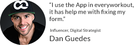 Dan Guedes Digital Strategist testimonial